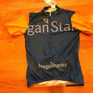 Other - Brand New Morgan Stanley Biking Jersey. Large